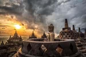 borobudur sunrise and rafting tour